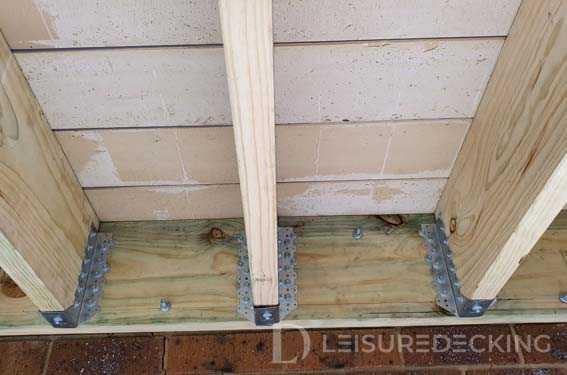 Decking Sub Floor by Leisure Decking Melbourne