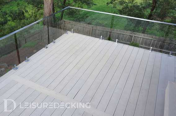Millboard Deck Built by Leisure Decking