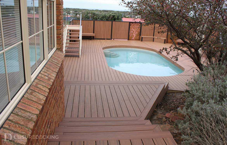 Trex Composite Decking by Leisure Decking Melbourne