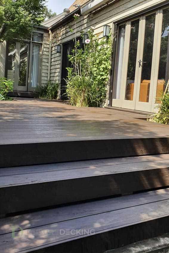Composite Decking Steps