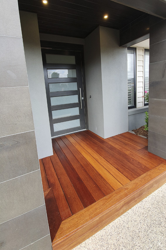 Timber Decking Porch