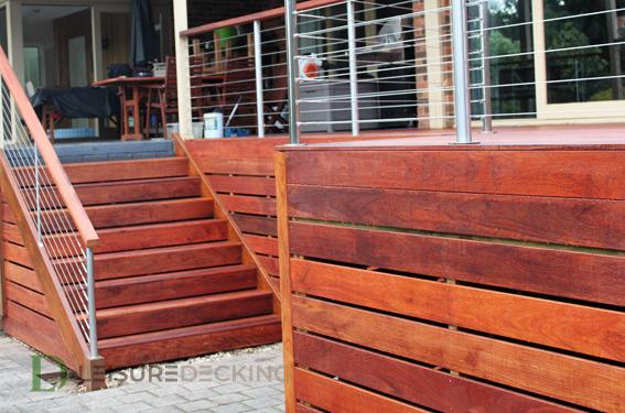 Merbau Decking Melbourne