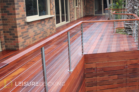 Timber Decking Templestowe, Melbourne