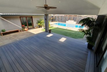 Black Rock Deck